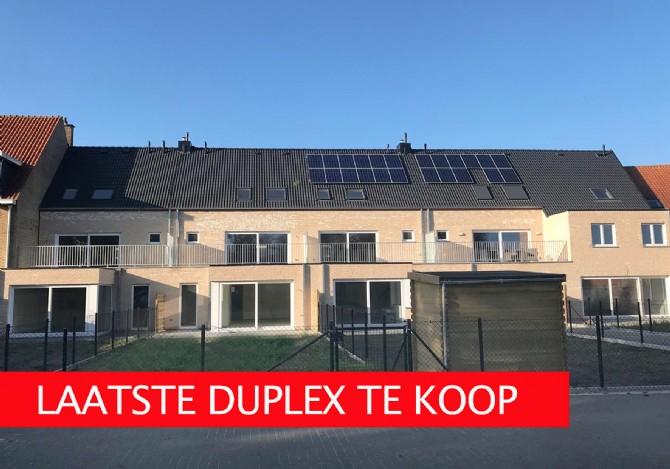 gevel laatste duplex