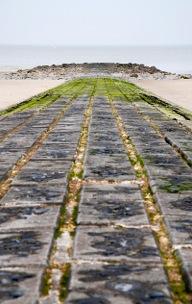 wandelroutes aan de kust