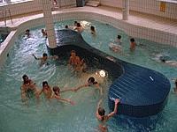zwembad hoge blekker